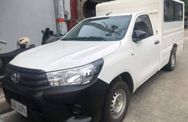2nd Hand 2017 Toyota Hilux for sale