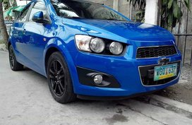 2013 Chevrolet Sonic 1.4 LTZ AT