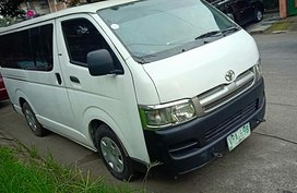 2007 TOYOTA HIACE COMMUTER 2.5 DIESEL ENGINE MANUAL