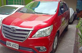 Sell Used Toyota Innova 2016 Automatic Diesel
