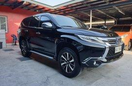 Mitsubishi Montero Sport 2018 Acquired GLS Premium