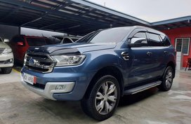 Ford Everest 2016 Titanium Automatic