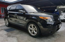 Ford Explorer 2014 EcoBoost Automatic