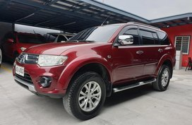 Mitsubishi Montero Sport 2015 Acquired GLS V Automatic