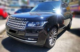Used 2013 Range Rover Autobiography Full options Supercharged