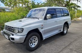 2002 Mitsubishi Pajero Field Master 2.8 Diesel Turbo InterCooler AUTOMATIC LOCAL VERSION