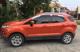 TOP OF THE LINE 2014 FORD ECOSPORT W/ SUNROOF FOR RUSH SALE