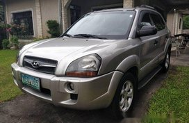 Selling Hyundai Tucson 2009 Automatic Diesel at 110000 km