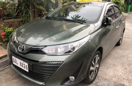 2019 Toyota Vios at 6000 km for sale
