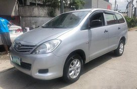 Selling Toyota Innova 2011 Manual Diesel at 93000 km