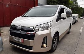 Sell 2019 Toyota Hiace at 2000 km for sale