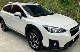 Selling White Subaru Xv 2018 at 14000 km
