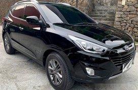 Sell Black 2014 Hyundai Tucson at 40000 in General Salipada K. Pendatun