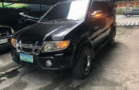 Sell Black 2011 Isuzu Crosswind Manual Diesel