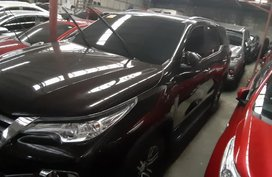 2nd Hand 2018 Toyota Fortuner for sale