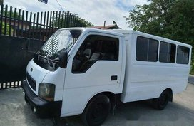 White Kia Kc2700 2004 Manual Diesel for sale
