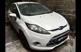 Ford Fiesta 2013 Hatchback at 49000 km for sale