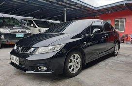 Sell Black Honda Civic 2015 Automatic in Las Pinas