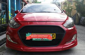 Hyundai Accent with ATOY Bodykits