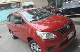 2014 Toyota Innova J Manual Diesel