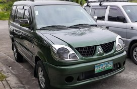 2006 Mitsubishi Adventure GLX Diesel Manual PRIVATE