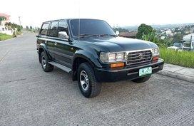 Toyota Land Cruiser VX 80