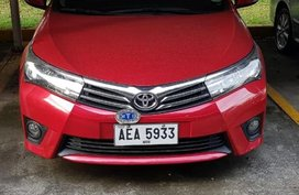 Selling Toyota Altis 2014 in Manila