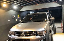 2014 Mitsubishi Strada for sale in Quezon City