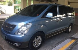 Hyundai Starex 2011 for sale in Quezon City