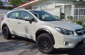 Subaru Xv 2013 for sale in Las Pinas
