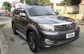 2016 Toyota Fortuner for sale in Las Piñas