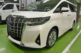 2020 Toyota Alphard for sale in Las Pinas