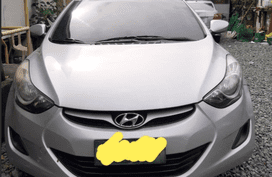 Hyundai Elantra 2013 for sale in Manila