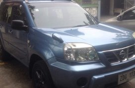Blue Nissan Xtrail 2006 for sale in Bacoor