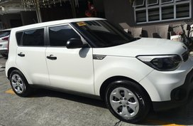 Selling Used Kia Soul 2018 Manual Diesel