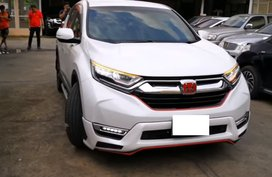 White Honda Cr-V 2016 for sale in Las Pinas