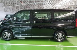 Brand New 2019 Toyota Hiace for sale in Manila
