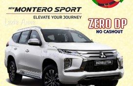 Zero DP For 2020 Mitsubishi Montero Sport