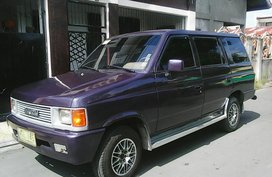 Isuzu Hilander Crosswind 1998 for sale in San Pedro