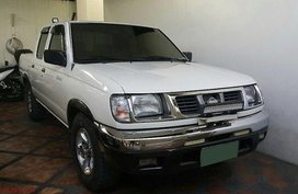 Selling White Nissan Frontier 2000 Manual Diesel in General Salipada K. Pendatun