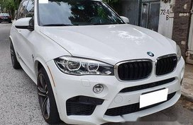 White Bmw X5 2018 at 4000 km for sale