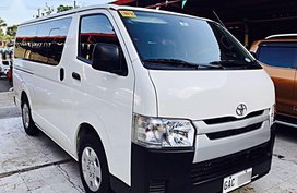 2017 Toyota Hiace for sale in Mandaue