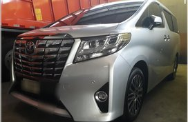 2017 Toyota Alphard for sale in Manila