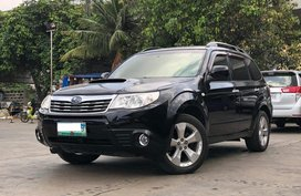 2010 Subaru Forester XT 2.5 Automatic Gas Turbo