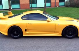 Sell Used 1995 Toyota Supra in Bacoor