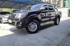 2014 Toyota Hilux for sale in Paranaque