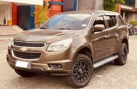 Selling Brown Chevrolet Trailblazer 2016 in Manila