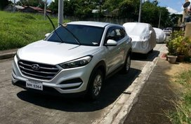 2017 Hyundai Tucson for sale in Quezon City