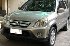 Honda Cr-V 2006 for sale in Manila