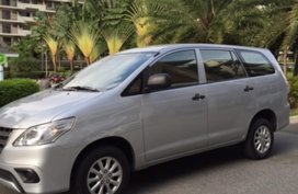 Toyota Innova 2015 for sale in Taguig